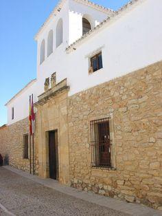 Toledo El Toboso Casa Museo de Dulcinea
