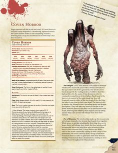 Homebrew material for 5e edition Dungeons and Dragons made by the community.