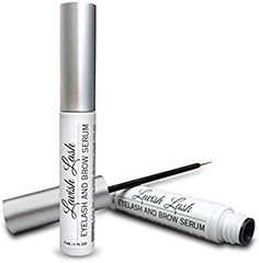 a98eceee0de Pronexa Hairgenics Lavish Lash - Eyelash Growth Enhancer & Brow Serum for  Long, Luscious Lashes and Eyebrows. Anabelle LaGuardia Makeup Artistry