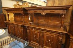 2 Renaissance buffets - 12 Buffets - 01 Furniture - Strydhagen
