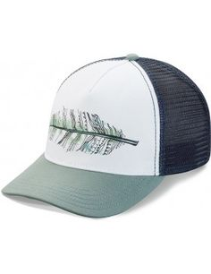 Dakine Feather trucker cap - green