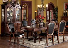 Here's our Cane Back Dining Room Chairs collection at http://jamarmy.com/cane-back-dining-room-chairs.html