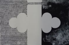 Tempiettio no. 2 - Lithographic print, 2010 by E Vlavianos