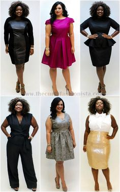 Plus size designer Dama Talya on The Curvy Fashionista