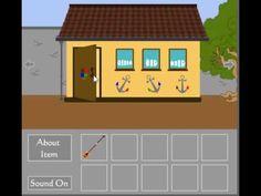Get Ready for Fishing Escape walkthrough-primera: In this game, you try to escape the room by finding items and solving puzzles.Résolvez les énigmes afin de s'échapper, une escape assez cool et sympa.