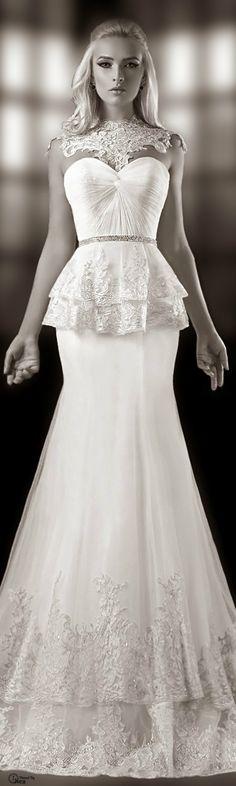 Wedding Dress ● Bien Savvy 2014, One Love Collection