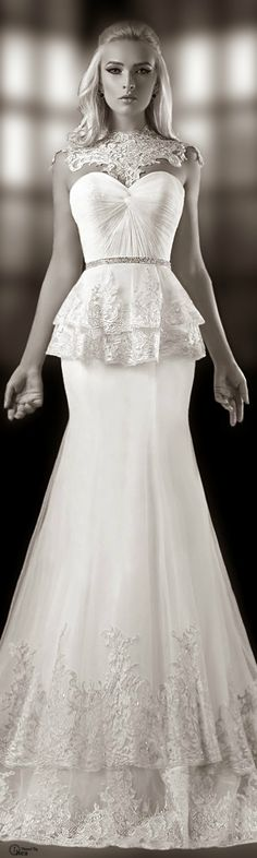 Wedding Dress ● Bien Savvy 2014, One Love Collection
