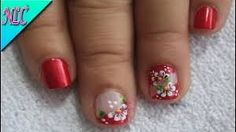 Resultado de imagen para deko uñas 2019 Nails, Beauty, Youtube, Nail Tutorials, Nailed It, Blouses, Finger Nails, Beleza, Ongles