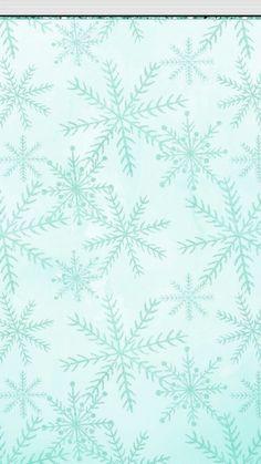 Snowflakes winter Christmas