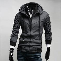 Buy 'WIZIKOREA – Hooded Zip-Up Jacket' with Free International Shipping at YesStyle.com. Browse and shop for thousands of Asian fashion items from South Korea and more!