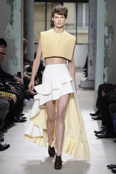 Spring 2013 Trend  For the Frill of It All (Balenciaga RTW Spring 2013) 7f42b7c03bd