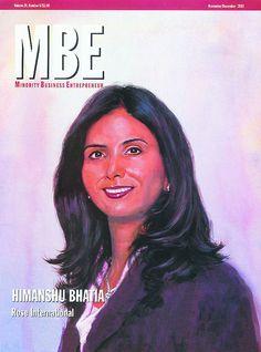 MBE Magazine November 2003 | #EPI #MBEmag #Entrepreneur #Procurement #SupplierDiversity