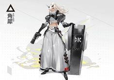 Armor Concept, Concept Art, Character Concept, Character Art, Robot Girl, Anime Weapons, Anime Warrior, Sword And Sorcery, Sci Fi Characters