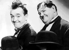 Oliver and Hardy