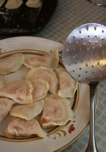 ALICIA'S WORLD FAMOUS PEROGY DOUGH - a little taste of home!
