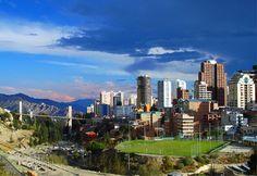 bolivia la paz | la paz es la capital administrativa de bolivia y tambien es la capital ...