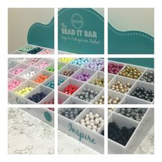 The Bead It Bar Create Yourself, Create Your Own, Concept, Boutique, Beads, O Beads, Beading, Bead, Seed Beads