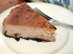 Yum... I'd Pinch That! | Junior Mint Cheesecake #recipe #justapinch