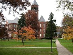 Slippery Rock University.. Old Main
