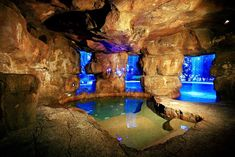 underground cave pool - Google Search