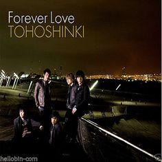 DBSK TVXQ - Forever Love (CD+DVD) (Japan 14th Single) + GIFT K-POP