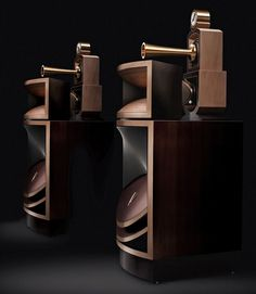The Living Voice, VOX Olympian Loudspeakers, Handbuilt, bespoke home theater speakers... Specifications are limited as each set is made to suit the space in which they will be installed.  However, the entry level price has been published as $295406 (190,000 BP)
