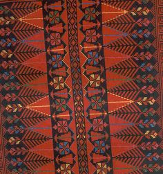 Palestinian Embroideries (31), via Flickr.