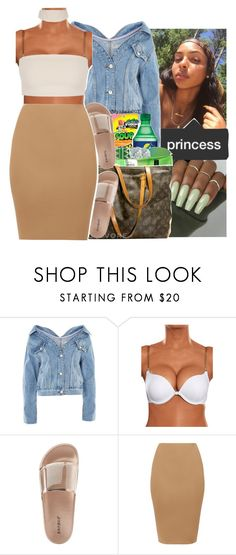 """Jhene Aiko x Sativa"" by blvsiian ❤ liked on Polyvore featuring Topshop and Bamboo"