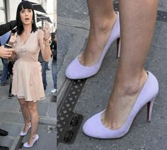 katy Perry: love these shoes