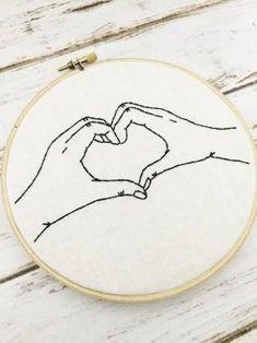 Resultado de imagem para clever handmade embroidery
