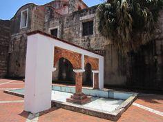 Republica Dominicana - Santo Domingo, Basin Dominican Republic, Basin, Decor, Santos, Santo Domingo, Dekoration, Decoration