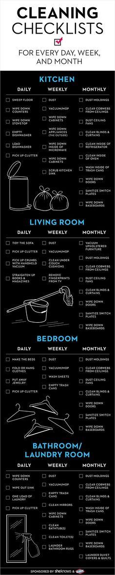 Contraté una limpiadora para limpiar mi cuarto. Ella esta limpiando ahora.