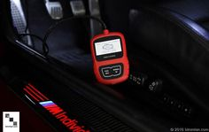 """Eliminate the guesswork and diagnose warning indicators including """"check engine"""" or """"airbag"""" using any of these handheld code readers and reset tools. Find the perfect Engine Code Reader and Reset Tools for all BMW series only from BIMMIAN AUTOMOTIVE INC. Obd Tools, Bmw Series, Bmw Cars, Engineering, Coding, Electronics, Technology, Consumer Electronics, Programming"""