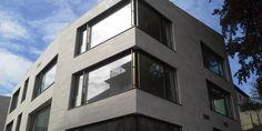 Stoneface Naturstein Travertin offenporig gesägt - Fassadensysteme, Wärmedämmsysteme, hinterlüftete Fassade, Natursteinfassade