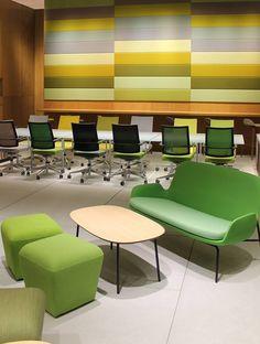 Designer mesh colours. Anteo Network Conference swivel chairs. Koehl (Kohl) Seating UK