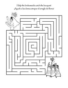 Wedding Activity Coloring Pages New Wedding Coloring Pages and Activities Diy Wedding Colouring Santoñyour cuenta Wedding Coloring Pages, Colouring Pages, Free Coloring, Coloring Books, Kids Wedding Activities, Printable Activities For Kids, Kids Table Wedding, Wedding With Kids, Kids Activity Books