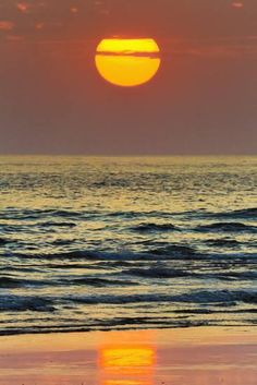 Photographic Print: The Sun Setting Off Playa Guiones Surf Beach by Rob Francis : Beach Pictures, Cool Pictures, Pictures Of The Sun, Surfing Pictures, Sun Aesthetic, Beach Pink, Beach Posters, Photography Pics, Eclipse Photography