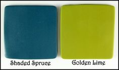 Pantone+Shaded+Spruce+and+Golden+Lime.JPG 800×472 pixels