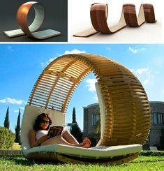 Self Snuggling: 7 Super-Cozy Full Body-Wrapping Seats | 2 | Urbanist