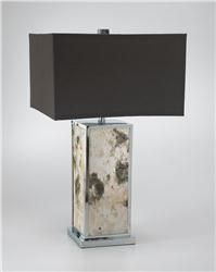 Tree Bark Table Lamp
