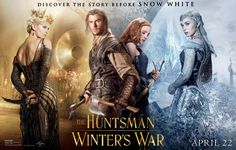Sheep Movie Review: The Huntsman: Winter's War (2016) | I Smell Sheep