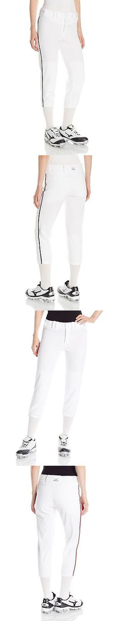7c667fe5176 Baseball Pants 181343  Mizuno Women S Select Belted Piped Pant -  BUY IT NOW