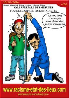 Valls ou comment faire croire que l'on découvre un phénomène vieux de 3 ans.