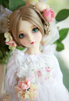 Dolls Dollfie Cute Kawaii Rustic
