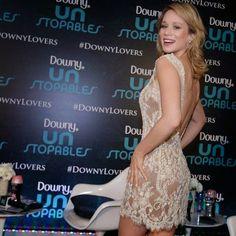 A atriz Mariana Ximenes mostrou que entende de moda