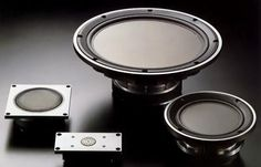 Technics SB-M1 flat honeycomb drivers