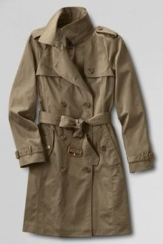 Love the look of this coat from Lands End but they only carry it in Petite, Tall or Plus sizes????  My new favorite coat still alludes  me!