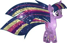 Galaxy Rainbowfied Twilight Sparkle by Minkxs My Little Pony List, My Little Pony Twilight, My Little Pony Pictures, My Little Pony Friendship, Anime Drawings Sketches, Cute Drawings, Crystal Ponies, My Little Pony Collection, Mlp Pony