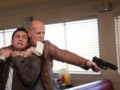 New Pics - Looper - Joseph Gordon Levitt et Bruce Willis