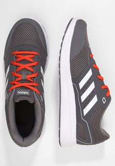 adidas Performance DURAMO LITE 2.0 - Laufschuh Neutral - grey white grey -  Zalando 5eaaf3f240